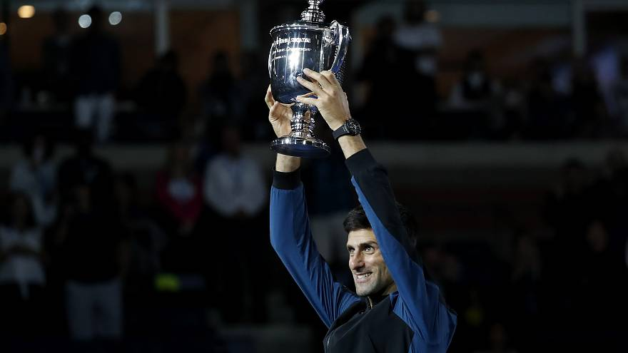 Novak Djokovic suma y sigue
