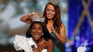 Nia Franklin, una belleza negra coronada Miss América 2.1