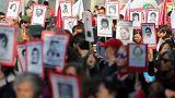 Miles de chilenos reclaman verdad y justicia en el 45 aniversario del golpe militar