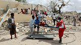 انفجار و تیراندازی در پایتخت سومالی