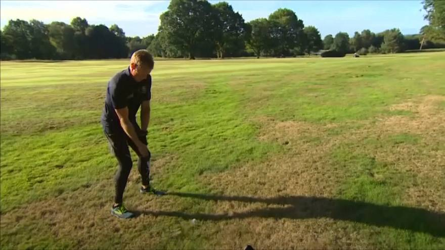 Speedgolf: accelerating the 'good walk spoiled'