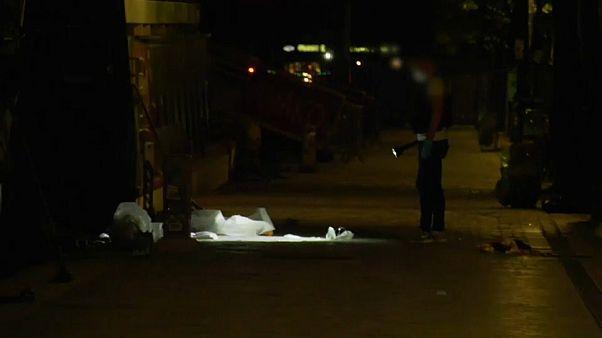 Párizsi késelés: hét sérült