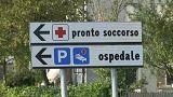 Rejtélyes tüdőgyulladások Olaszországban