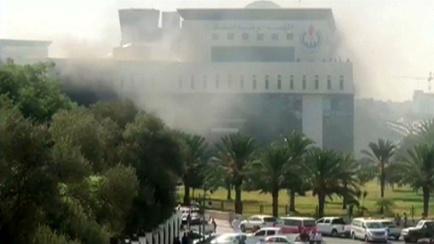 Libye : attaque contre le siège de la compagnie nationale de pétrole