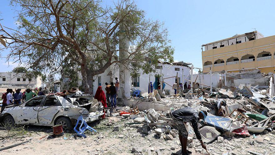 Somali'de intihar saldırısı: En az 6 kişi hayatını kaybetti