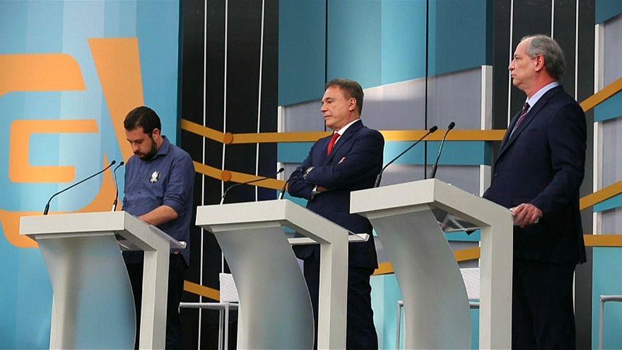 Debatte ohne Bolsonaro