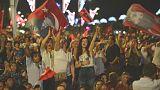 İzmir yine rengârenk: Kurtuluş yıl dönümünü onbinler meydanlarda kutladı