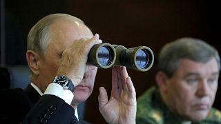 Rusya tarihinin en büyük askeri tatbikatı: 300 bin asker, bin uçak, 80 savaş gemisi, binlerce tank