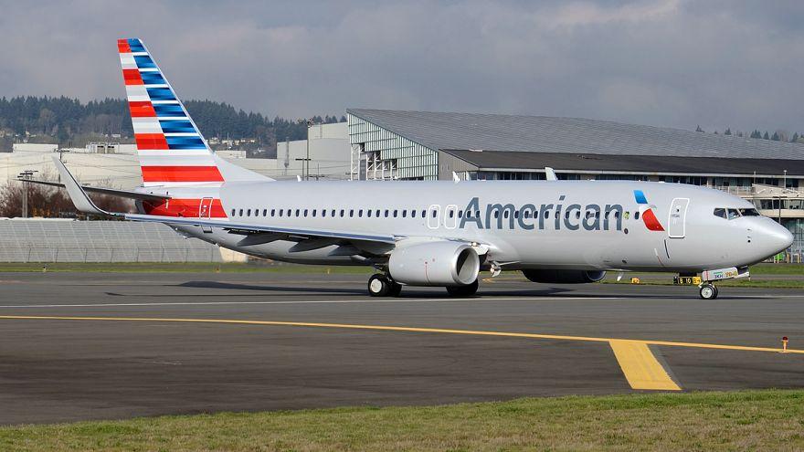 American N922NN