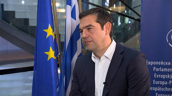 "Tsipras blames neo-liberal policies & EU's ""democratic deficit"" for rise of far-right"