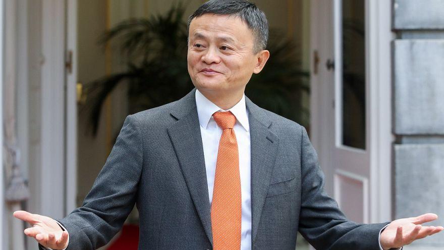 Alibaba : Jack Ma passe le relai à Daniel Zhang