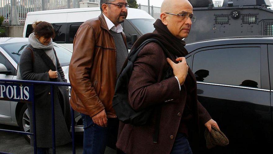 Enis Berberoğlu Yargıtay kararının ardından tahliye edildi