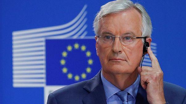 """ميشيل بارنييه كبير مفاوضي الاتحاد الأوروبي في محادثات """"بريكست"""""""