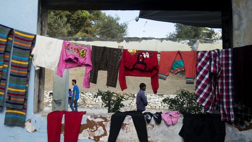 Bezárhatják a leszboszi menekülttábort