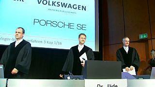 Elkezdődött a Volkswagen elleni per