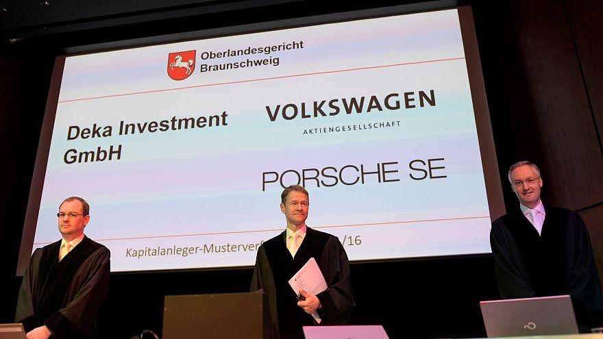 Αποζημιώσεις 9 δισ. ζητούν οι επενδυτές από την VW