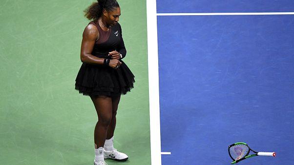 ¿Sexismo en las pistas de tenis? El enfado de Serena Williams enciende el debate