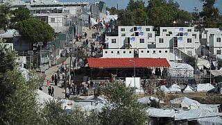 Centro profughi Lesbo vicino a chiusura