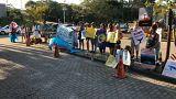 Defensores y detractores de la caza de ballenas miden sus fuerzas en Brasil