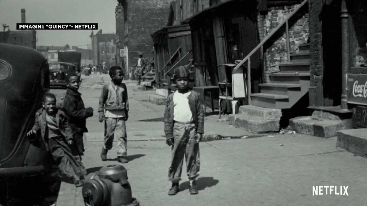 Quincy Jones em documentário