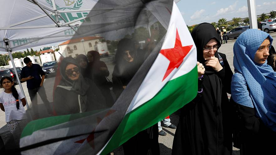 Idlib, una catástrofe humanitaria inminente
