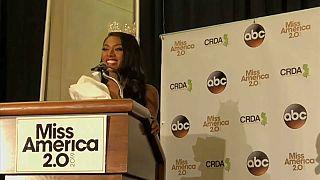 Nicht nur hübsch: die neue Miss America kann auch singen