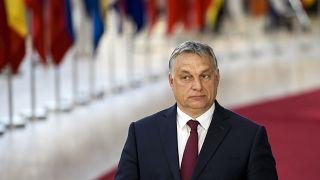 Orbán se defiende en la Eurocámara del informe Sargentini