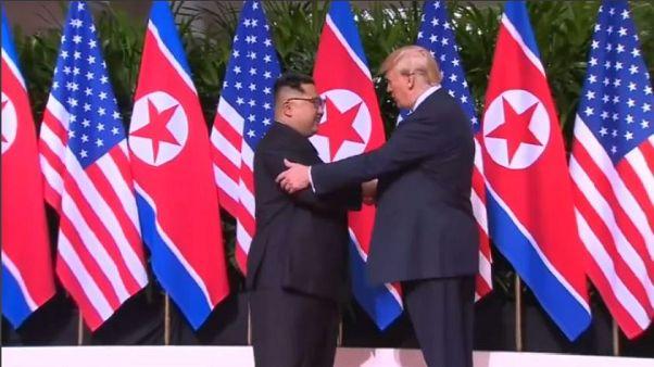 Trump riceve una lettera di Kim: incontriamoci un'altra volta