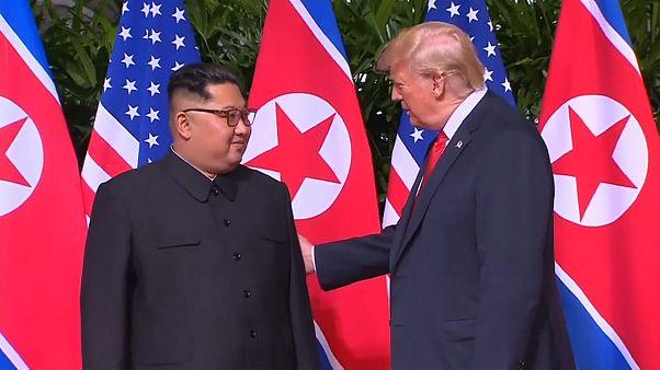 USA und Nordkorea streben zweiten Gipfel an