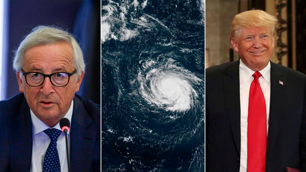 Live updates: State of the Union speech, Hurricane Florence, North Korea-US meeting