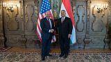A CEU-ról is egyeztetett Orbán Viktor és az amerikai nagykövet