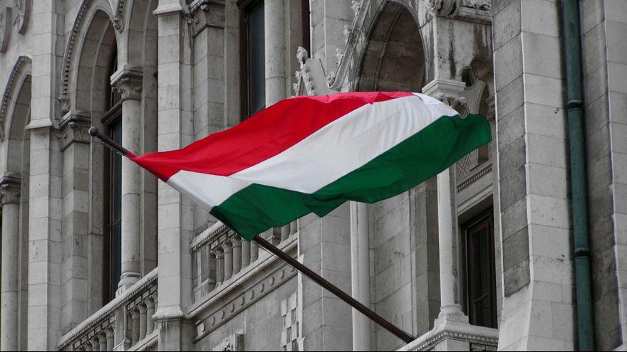 ساختمان مجلس مجارستان