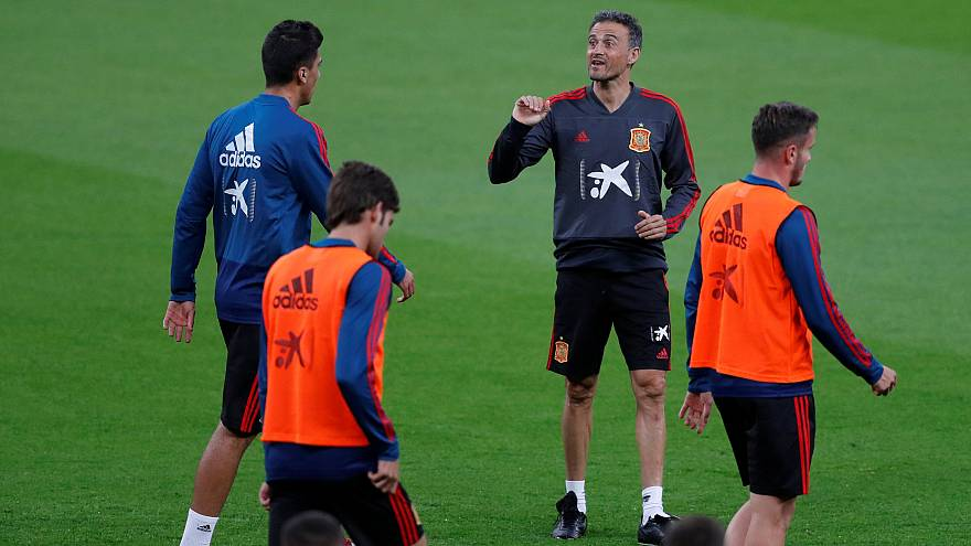 Segunda prueba de la España de Luis Enrique ante Croacia