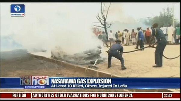 Több tucatnyian meghaltak a nigériai gázrobbanásban