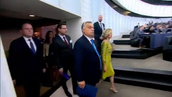 Κυρώσεις κατά τις Ουγγαρίας καλείται να επιβάλει το ευρωκοινοβούλιο