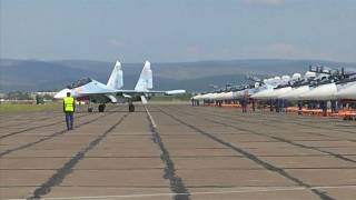 Στρατιωτική άσκηση «μαμούθ» από Ρωσία, Κίνα και Μογγολία