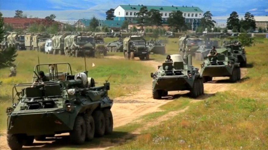 Rusia inicia las mayores maniobras militares desde la Guerra Fría