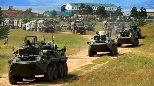 Vosztok-2018: Hadgyakorlat Oroszországban