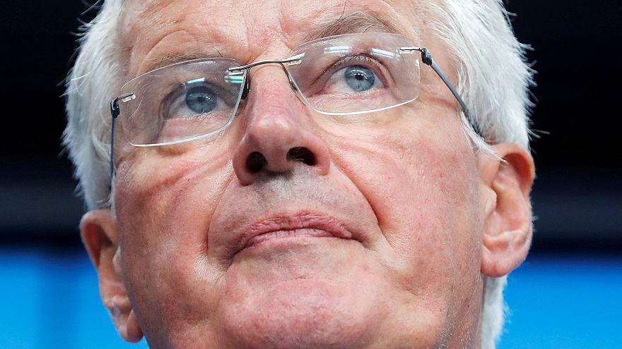 Barnier gives May a lifeline