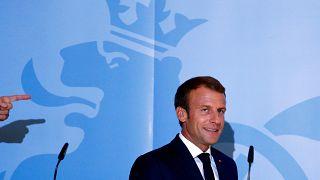 La popularidad de Macron se desploma