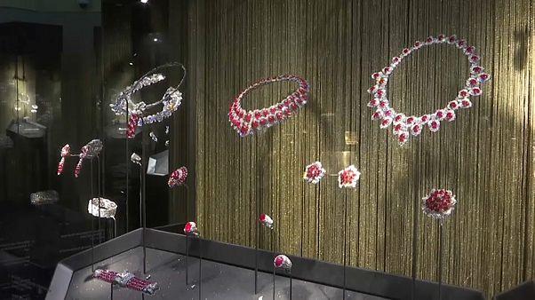 Las joyas de Bulgari brillan en Moscú