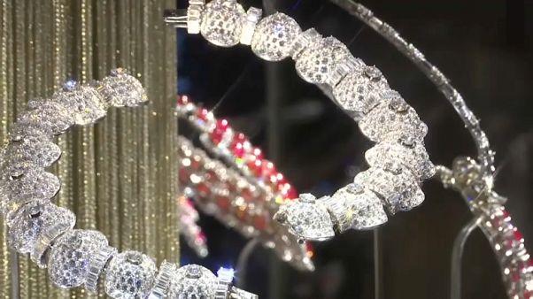 Teure Juwelen: Bulgari-Ausstellung in Moskau