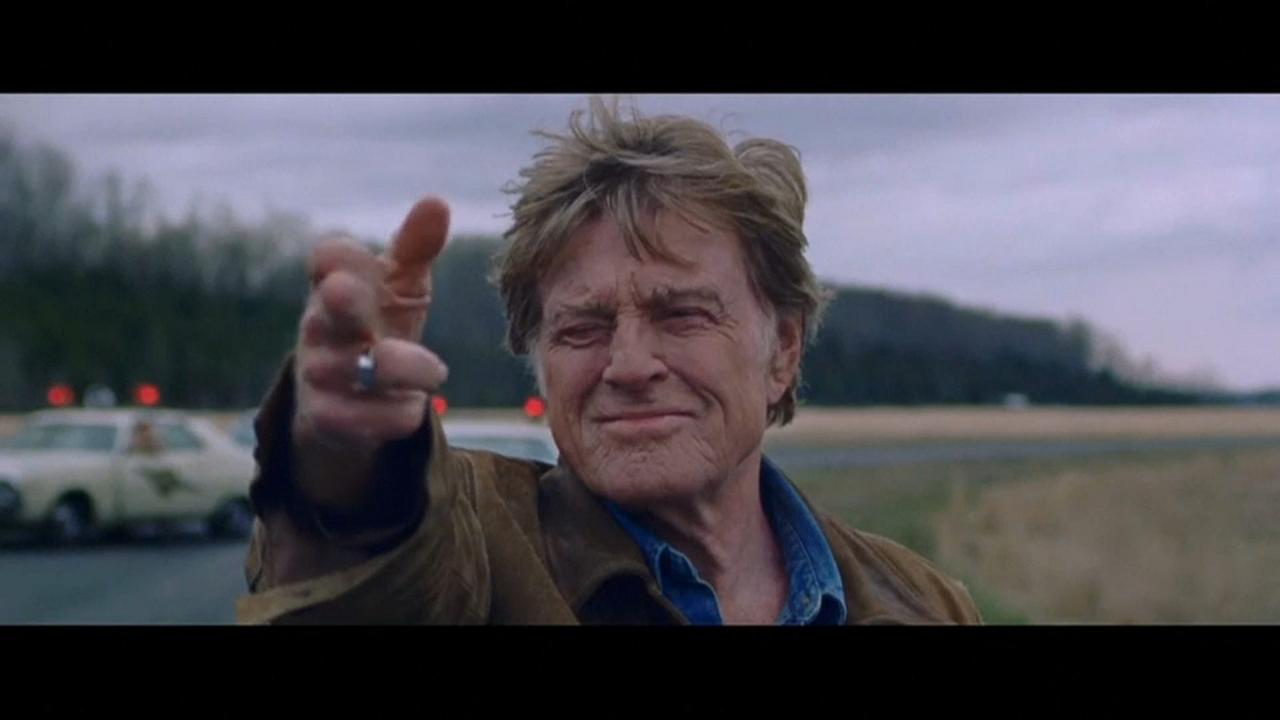 Robert Redford's final film at TIFF