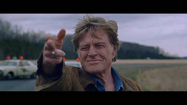 Robert Redford estrena 'Old Man & The Gun' en Toronto