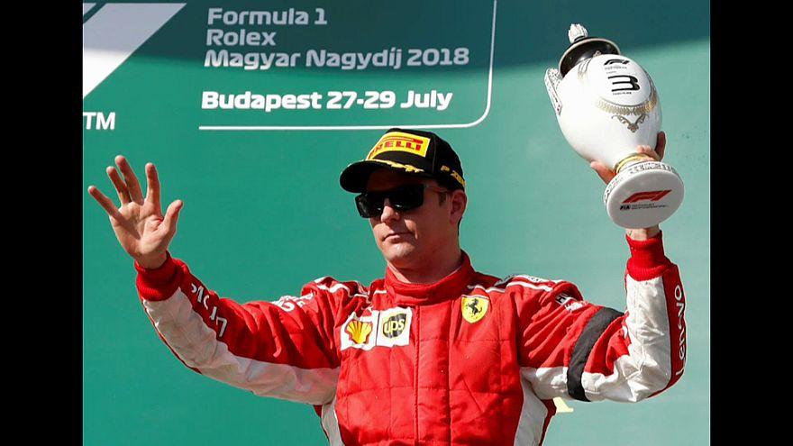 Formula Uno: Raikkonen alla Sauber