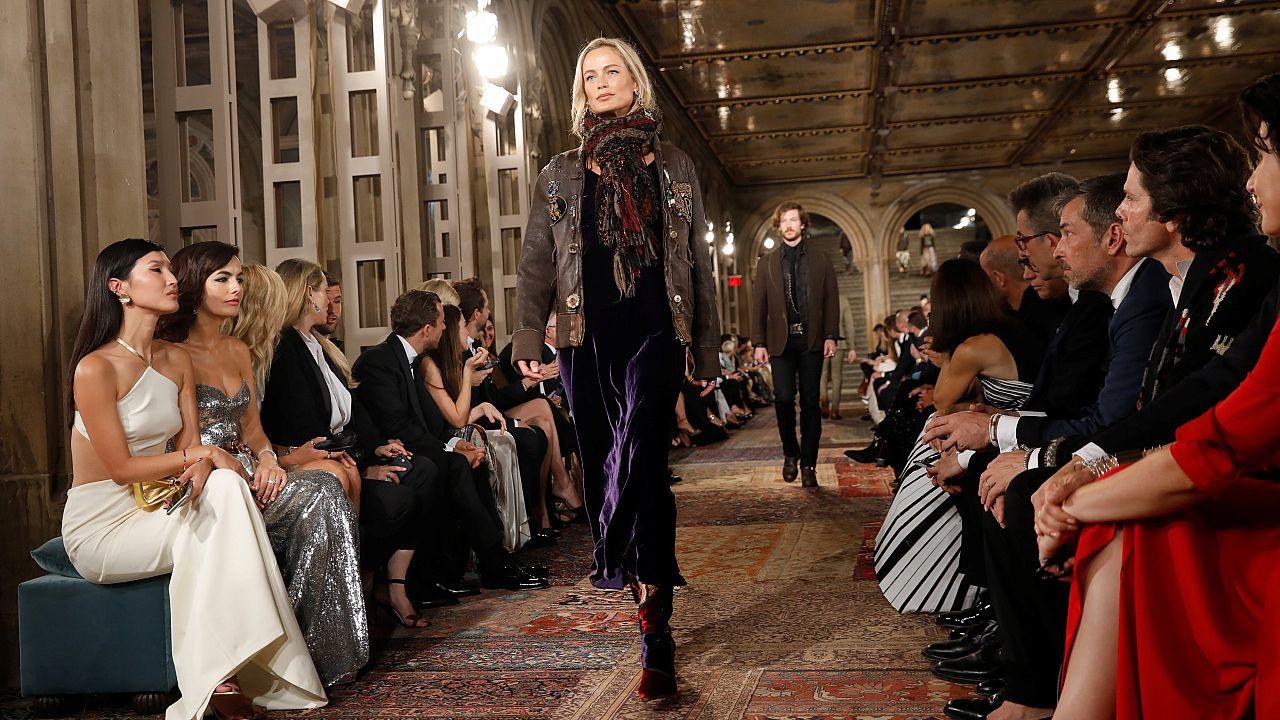 La marque Ralph Lauren fête ses 50 ans