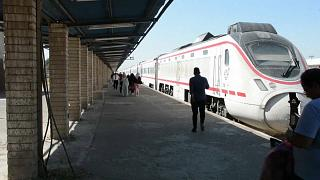 Irak: se reanuda la línea ferroviaria Bagdad-Faluya