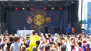 FC Barcelona spielt in Miami - Spielergewerkschaft droht mit Streik