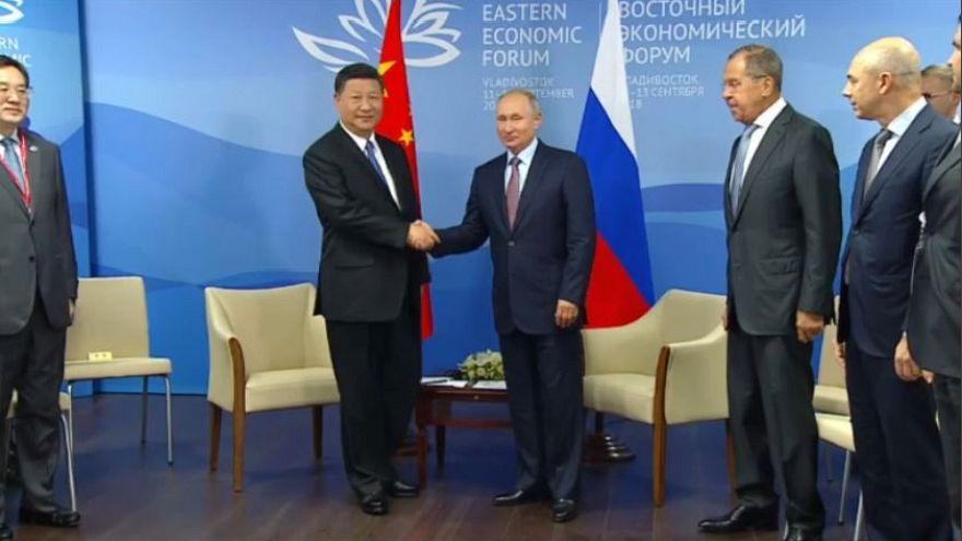Pékin/Moscou : des intérêts économiques communs