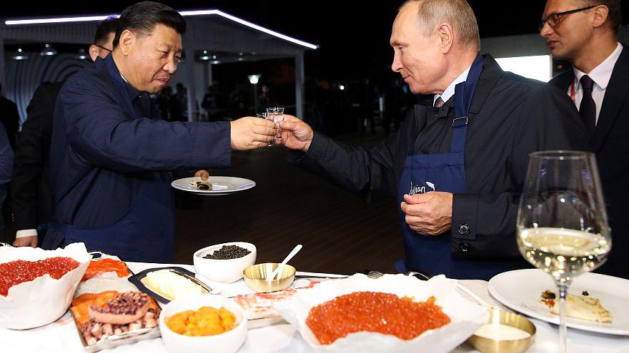 Putin und Xi rücken enger zusammen